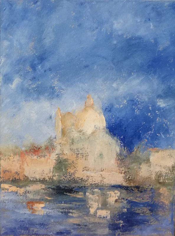 Venezia Basilica 40 x 30 cm