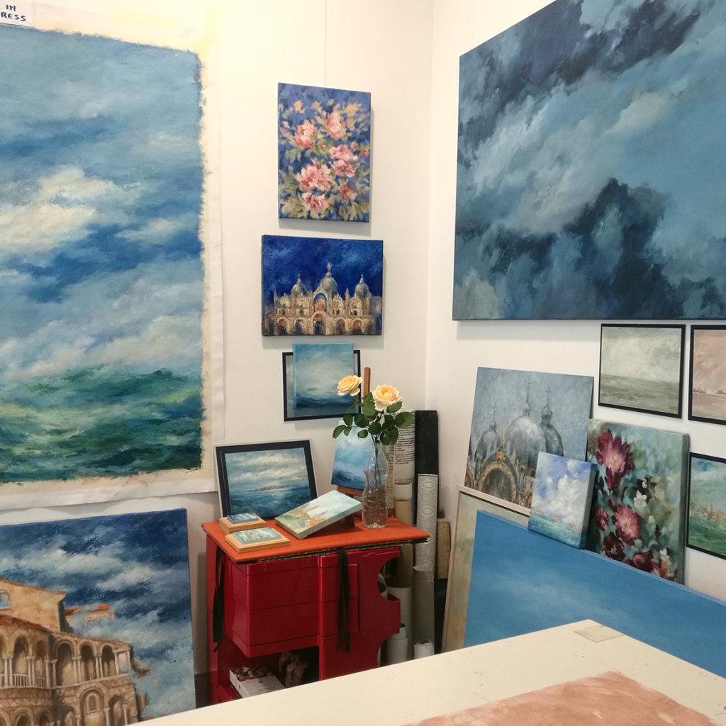 Andreina Battel - workshop